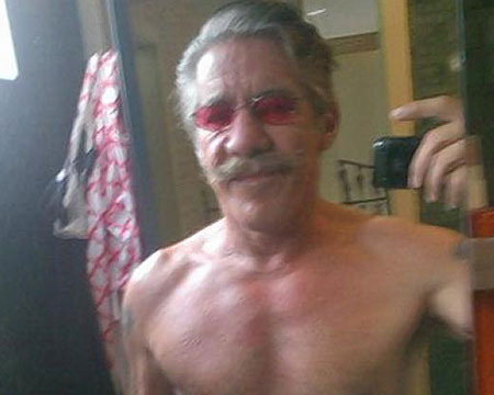 Geraldo Rivera Tweets Nearly Nude Photo: '70 Is the New 50'