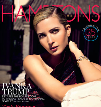 Ivanka Trump on Balancing Family, Work and Play