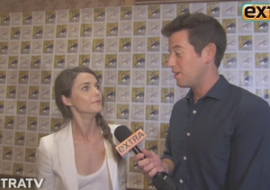 Comic-Con 2013: Keri Russell on 'Ape' Talk
