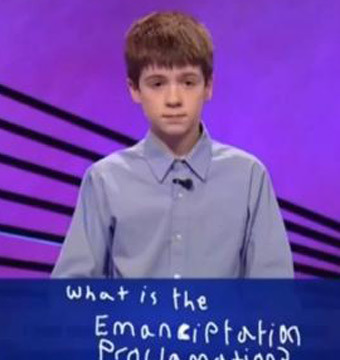 'Jeopardy' Drama: Was Boy Unfairly Booted for Spelling Error?