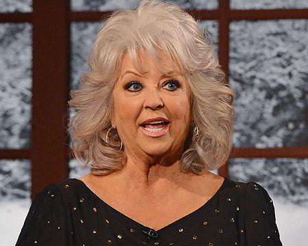 Paula Deen Not Keen to Be Seen on 'DWTS'
