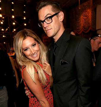 Engaged! Ashley Tisdale to Wed Musician Christopher French