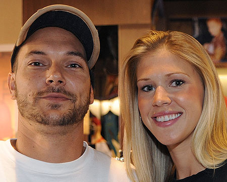 Kevin Federline Ties the Knot Again
