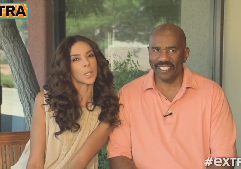 The World According to Steve Harvey: Lindsay, Kimye and More!