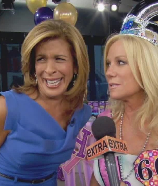 'Extra' Raw! Behind the Scenes with Kathie Lee and Hoda Kotb