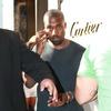 Kanye West Disses Kim Kardashian's Ex in 'Late Night' Performance [Getty]