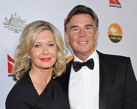 Suicide Victim Discovered at Olivia Newton-John's Florida Home