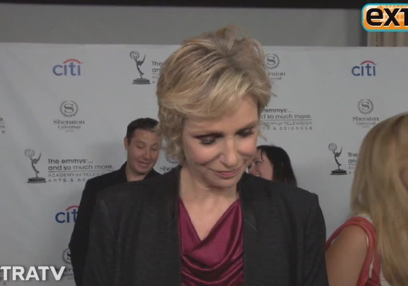 Jane Lynch on Demi Lovato Joining 'Glee' Cast: 'She's So Awesome'