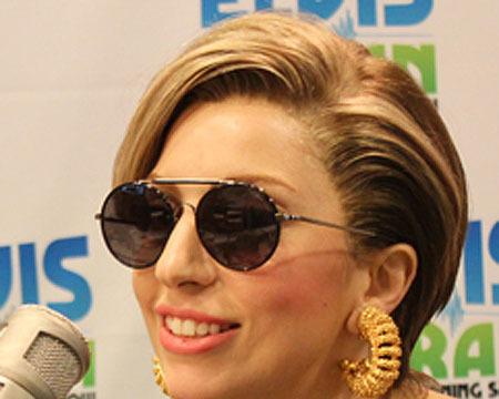 Lady Gaga Talks 'ARTPOP' with Elvis Duran