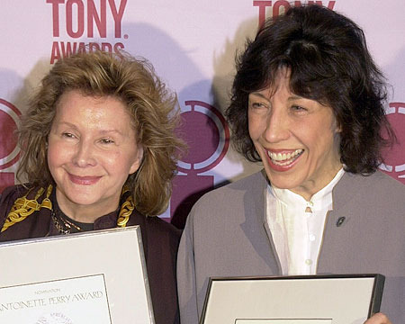 Lily Tomlin May Tie the Knot with Longtime Partner