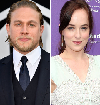 'Fifty Shades of Grey': Dakota Johnson and Charlie Hunnam to Play Leads