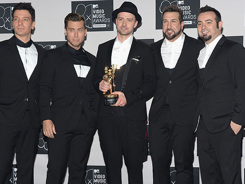 Joey Fatone on *NSYNC Reunion Rumors: 'We're Not Getting Back Together'