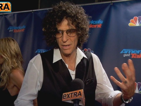 'AGT' Judges React to Howard Stern and Howie Mandel's Kiss