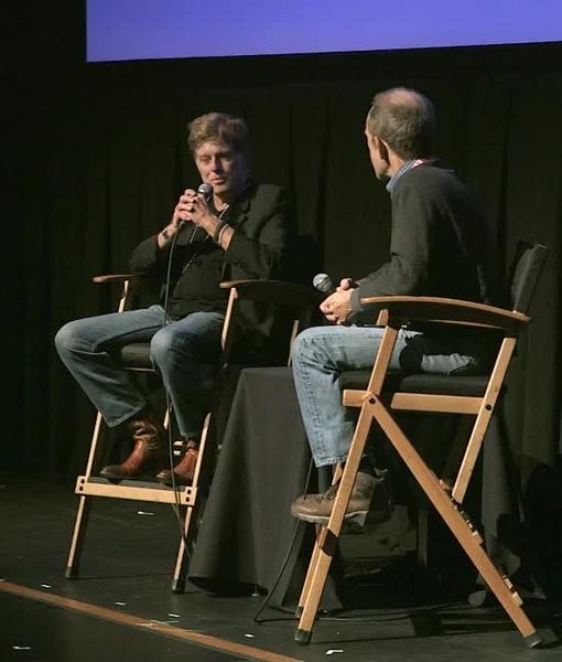 Robert Redford Talks 'All is Lost' at Telluride Film Festival