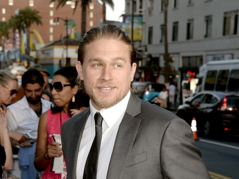 'Fifty Shades': Charlie Hunnam on Playing Christian Grey and Co-Star Chemistry