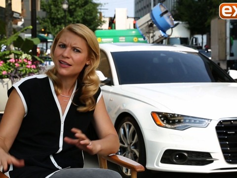 Video! Claire Danes and Audi Present 'Smart Performer'