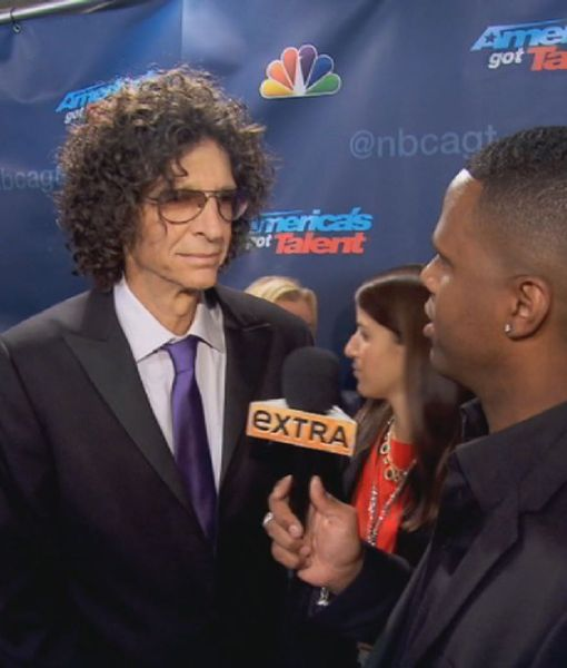 Howard Stern Dishes on the 'America's Got Talent' Finale