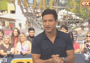 'Saved by the Bell' Reunion! Mario Lopez and Elizabeth Berkley