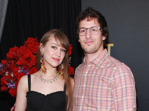 Wedding News! Andy Samberg and Joanna Newsom Tie the Knot