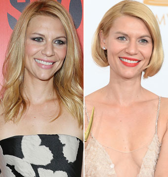 Emmys 2013: Fans Debate Whether Claire Danes Actually Cut Her Hair