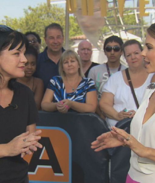 'NCIS' Star Pauley Perrette on Ziva's Farewell