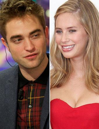 che Robert Pattinson dating ora