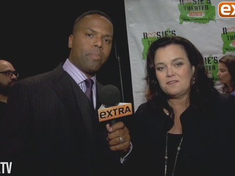 World According to Rosie O'Donnell: Anthony Weiner, Dina Lohan and More!