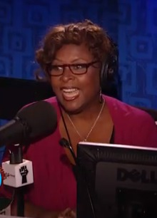 Video! Robin Quivers Returns to 'Howard Stern' Studio