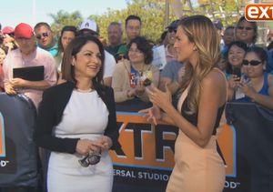 Gloria Estefan on Kathy Griffin: 'She Ran Around Topless!'