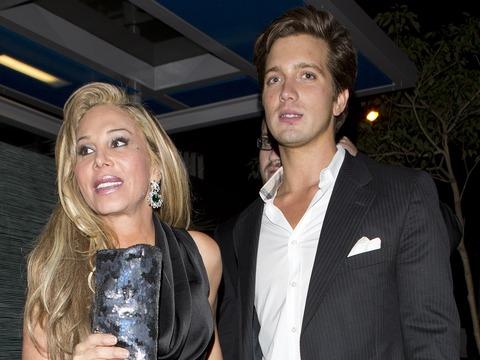 Adrienne Maloof on New Boyfriend Jacob Busch: 'He's Lovely'