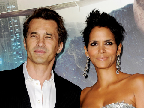 Report: Halle Berry and Olivier Martinez Go Old School with Son's Name