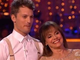Valerie Harper Says Goodbye to 'Dancing with the Stars'