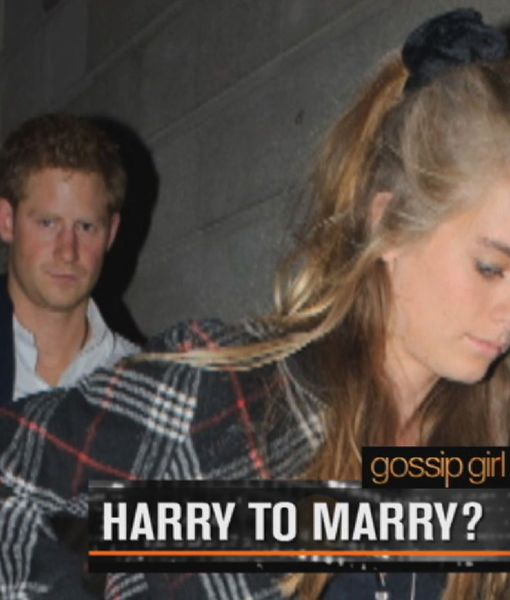 Gossip Girl: Prince Harry Ready to Marry?