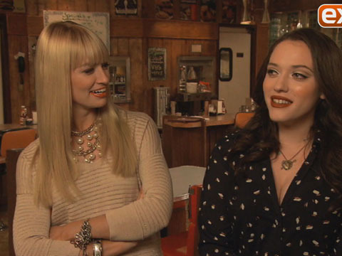 '2 Broke Girls' Kat Dennings and Beth Behrs Reveal Their Dream…