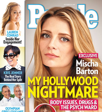 Mischa Barton Opens Up About Her 'Full-On Breakdown'