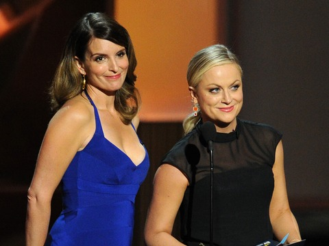 What We Hope Returning Hosts Amy Poehler and Tina Fey Will Do at the Golden…