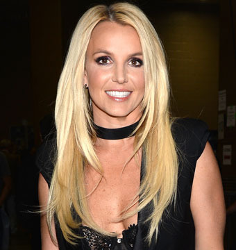 Britney Spears Reveals Pick for 'Fifty Shades' and the Man of Her Dreams!