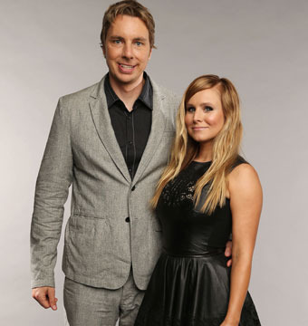 Inside Kristen Bell and Dax Shepard's Secret, No-Frills Wedding!