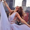 Gisele Bündchen in Sexy New York Skyline Shot