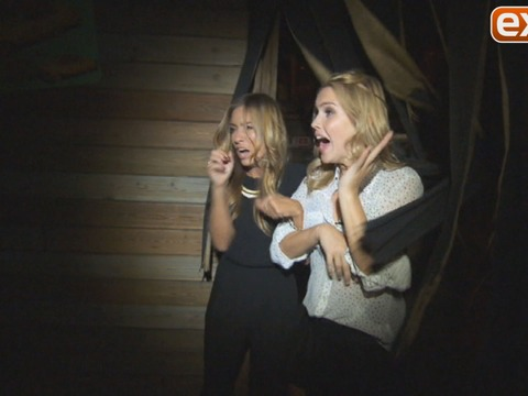 Find Out What Scares 'The Originals' Star Claire Holt!