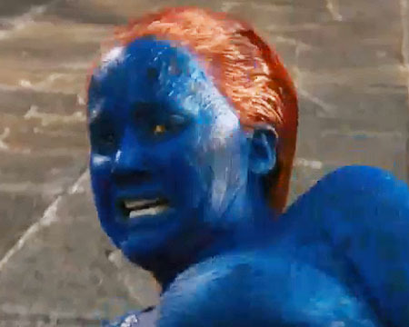 'X-Men: Days of Future Past' Teaser: Jennifer Lawrence Shows Some…