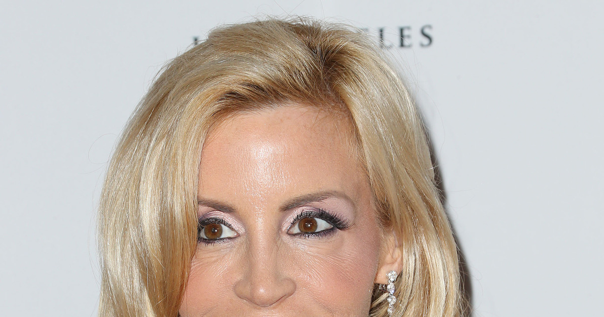 Camille Grammer U0026 39 S Stunning Allegation She Was Abused Days
