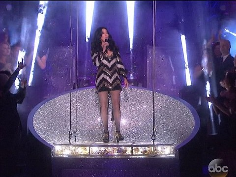 It's Cher Night on 'DWTS'! Getting Bleeped and Saying Goodbye to Another…