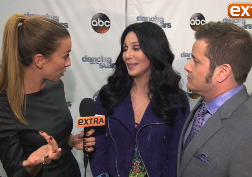 Cher Says She's Haunted by Ex-Hubby Sonny Bono… in a 'Friendly' Way