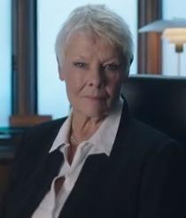 Sneak Peek! Judi Dench's 'Special M.essage' to MPAA