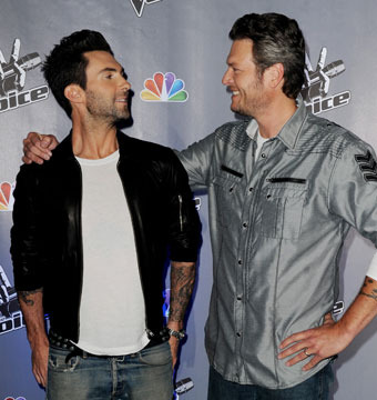'The Voice' Recap: Watch Out Adam, Blake Has a New Bromance Brewing!