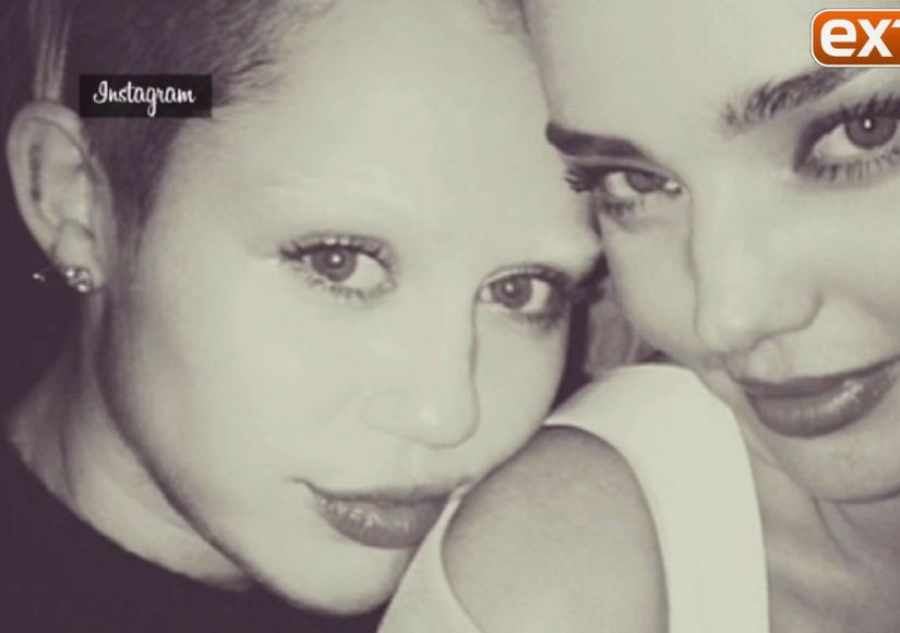 Gossip Girl: What Happened to Miley's Eyebrows?