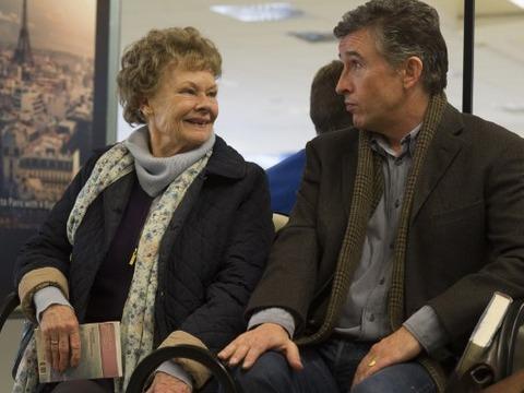 'Philomena' Stars Talk Faith and Judi Dench