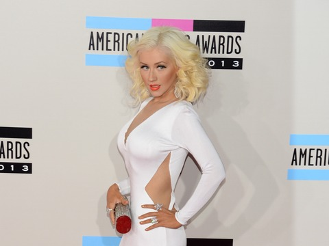 Christina Aguilera's Tips for Slimming Down: 'Laughter, Happiness… and…