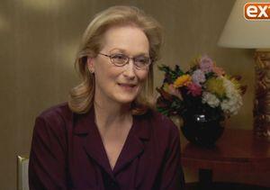 'Into the Woods' News! What Did Stephen Sondheim Tell Meryl Streep?